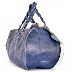 bag uncut blue